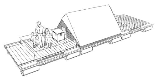 mit dem floss auf die loire. Black Bedroom Furniture Sets. Home Design Ideas