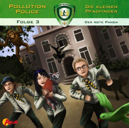 der rote panda pollution police h rspiel folge 3 9 95. Black Bedroom Furniture Sets. Home Design Ideas